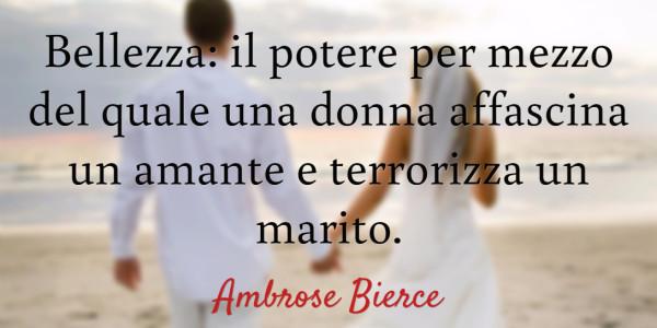Il potere della bellezza – Ambrose Bierce