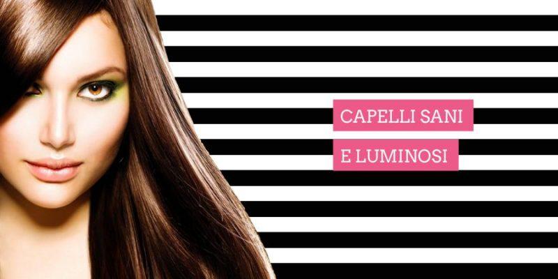 capelli sani e luminosi
